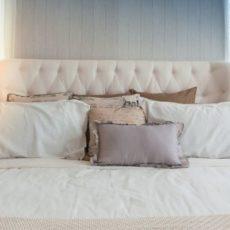 Decoración original de cabeceros de cama