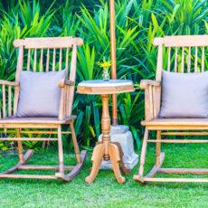 Ventajas y cuidados de los muebles de bambú