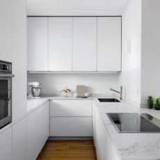 ¿Cómo renovar los muebles de la cocina sin necesidad de hacer obras?